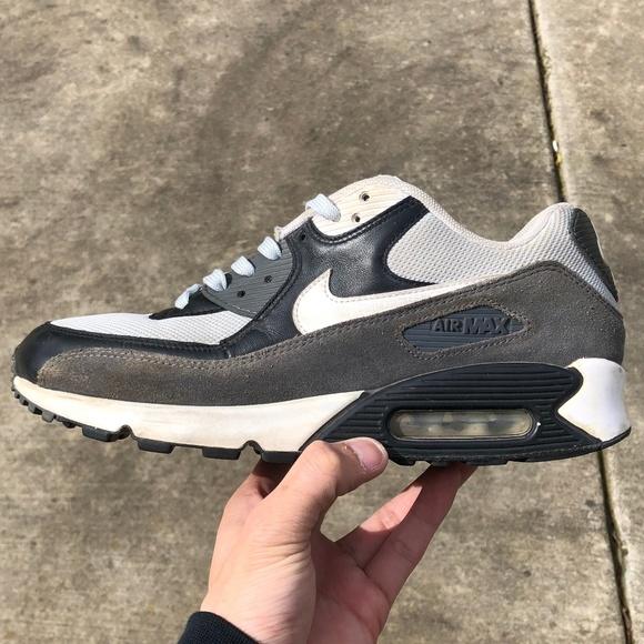 Nike Air Max 90 Essential Grey Mist   SBD